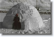 Igloo Construction Sequence